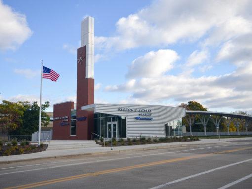 Vernon J. Ehlers Station