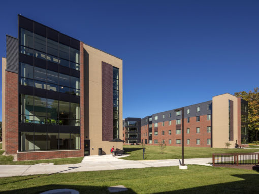 GVSU Holton-Hooker Living and Learning Center
