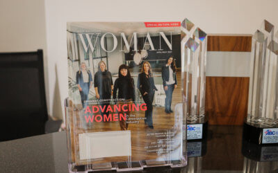 West Michigan Woman Cover Story: Erhardt Construction is Advancing Women in the Construction Industry